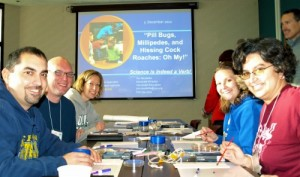 Kellogg Biological Station Teachers attend Professional Development